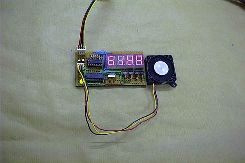 CPU Cooler Fan Speed Tester