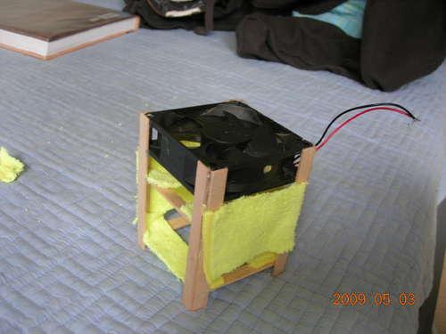 Mini Solar Air-Conditioner