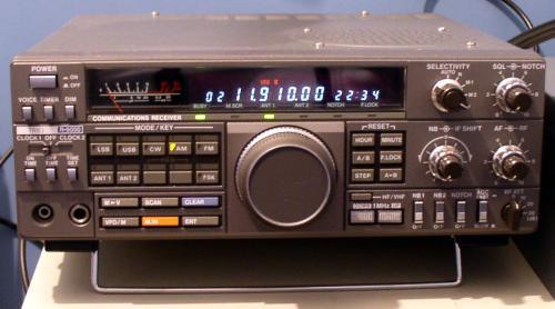 R5000 Computer Interface