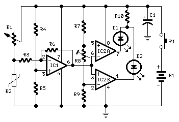 Energy Leak Detector