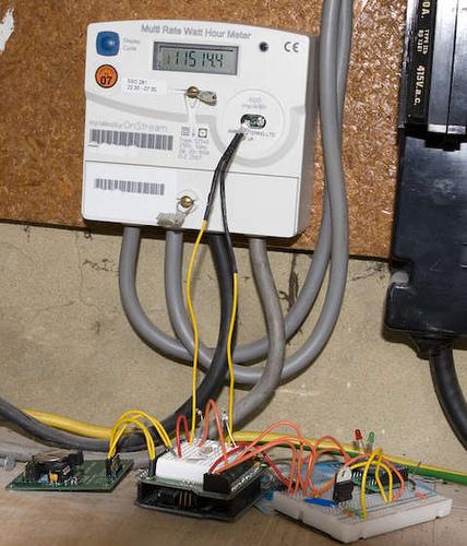 Wireless Power Meter