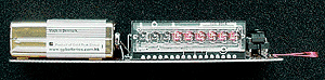 Wireless Frequency counter