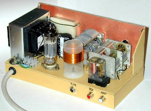 80m CW Transmitter