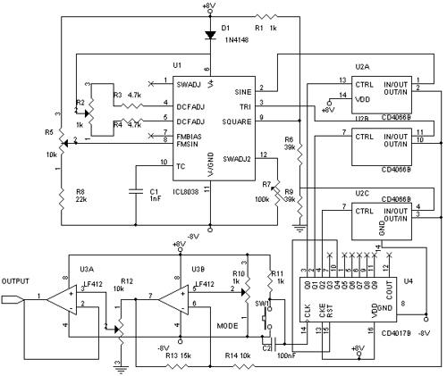 Audio Signal Source