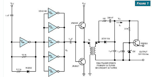 Fleapower circuit detects short circuits