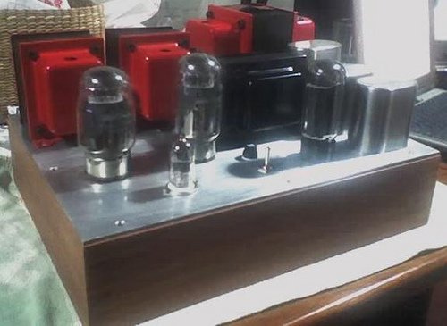 KT88 Single EndedTube Amplifier