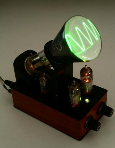 Toy Oscilloscope