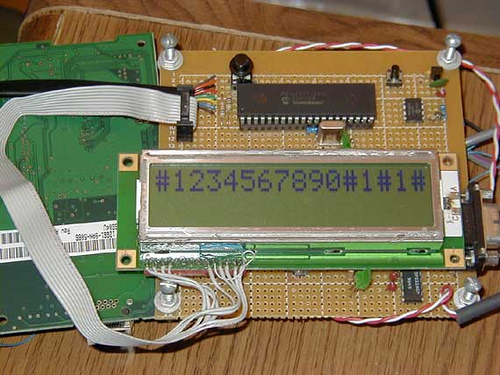 DTMF Remote control – A software DTMF decoder for PIC 16F87X