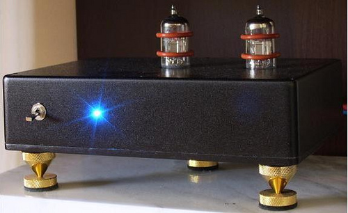 12AX7 Tube Preamplifier Kit