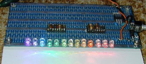 13 Color LED Rainbow