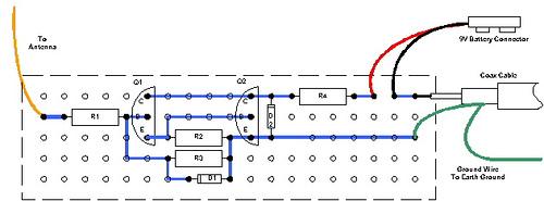 Build a Basic Stamp Lightning Activity Monitor