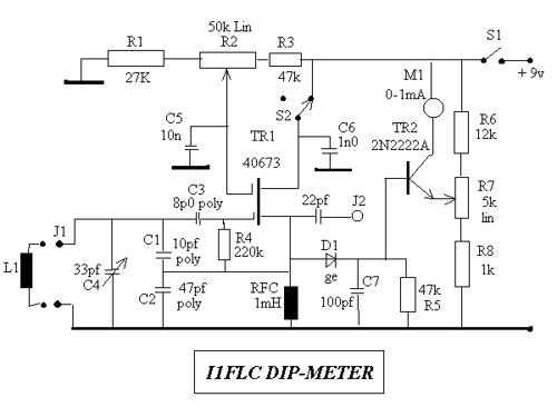 Grid Dip Meter