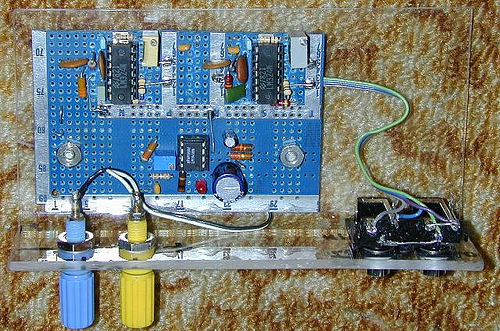 Stereo Test Tone Generator