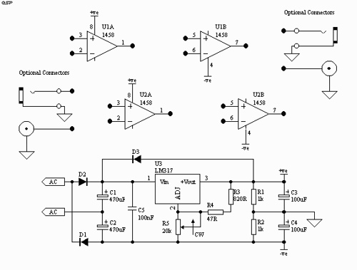 Opamp Design and Test Board