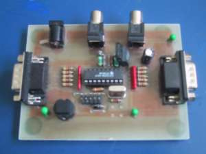 Rickard's microcontroller projects