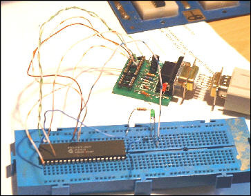 Modified LudiPipo Serial Port Programmer
