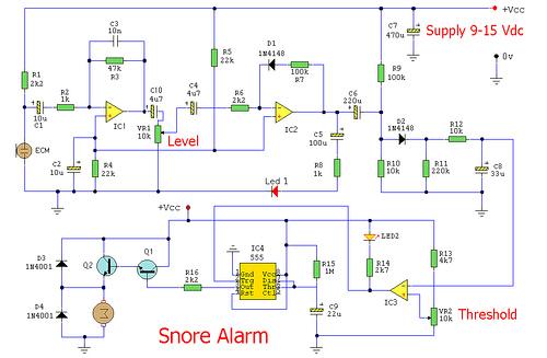 Snore Alarm