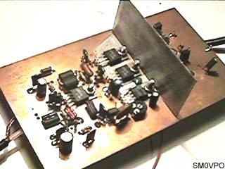 10 watt HF Linear Amplifier