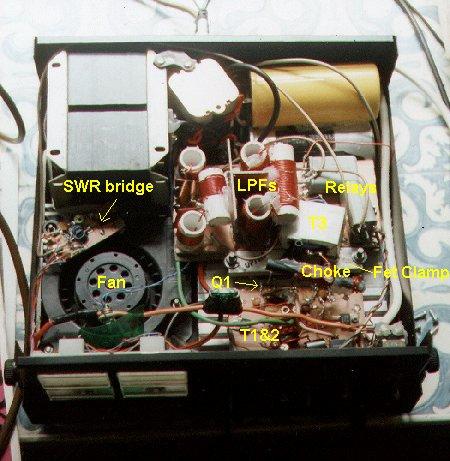 The 500W Radio Power Amplifier