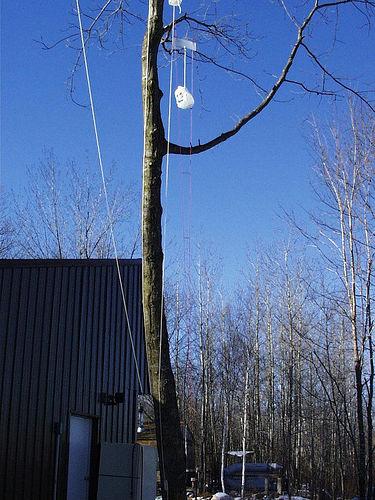 Rhombic Antenna, 30m-6m