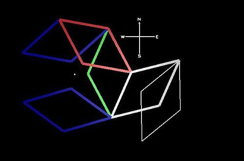 Rhombic antenna at 20 meter