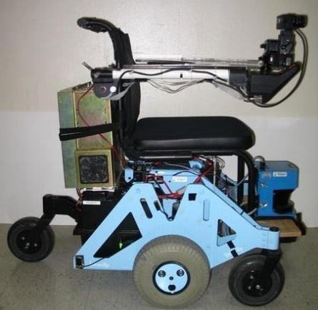 The Intelligent Wheelchair