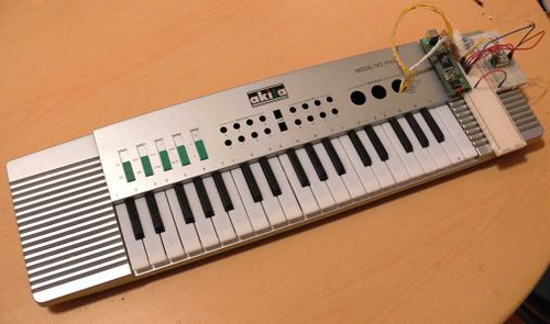 How to build an open source MIDI keyboard