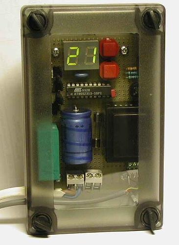 Temperature monitor/controller