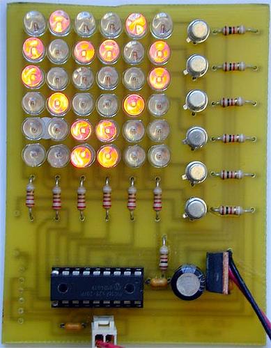Fancy LEDs