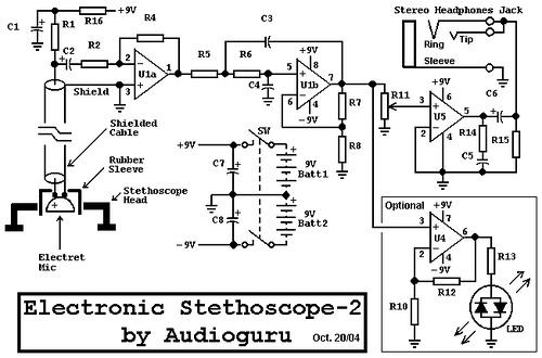 Electronic Stethoscope