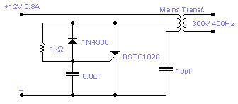 SCR Inverter