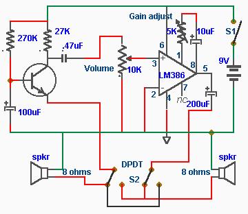 2sc2879 amplifier schematic    electronicsinfoline.com
