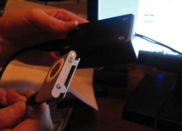 iPod Shuffle 2nd Generation AC/DC Wall Charger