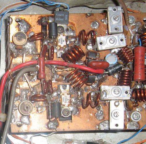 30 Watt VHF Amplifier