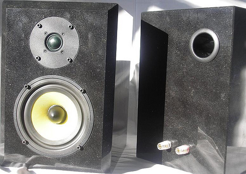 Granite Speaker Project