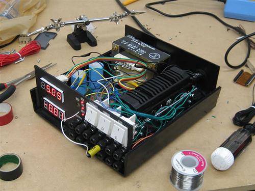 DIY Bench Power Supply