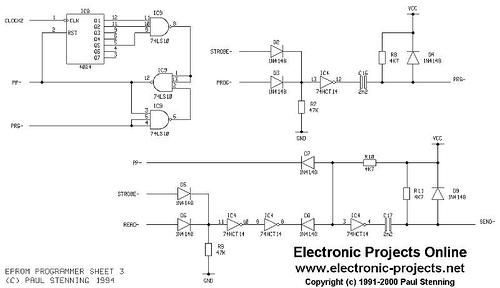 Eprom Programmer Mark 2
