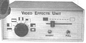 Video Effects Unit