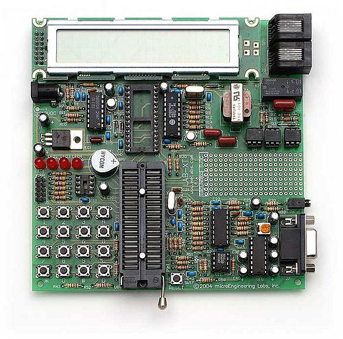 LAB-XT Telephony Experimenter Board
