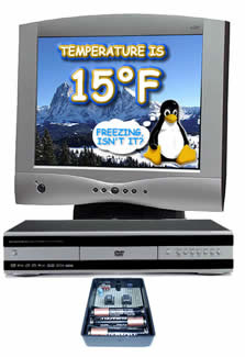 DVD-thermometer