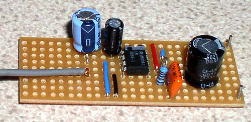 LM386 Bench Amplifier