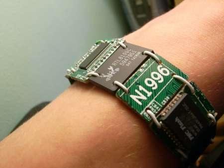 Motherboard PCB Bracelet