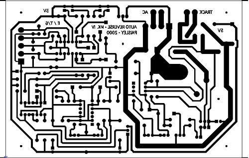 Automatic Reversing Circuit – Mk IV