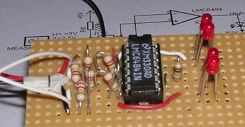 Low Floating High logic Detector