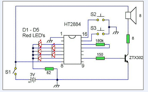Sound Effects Generator 2