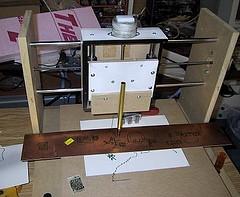 Homemade CNC Machine