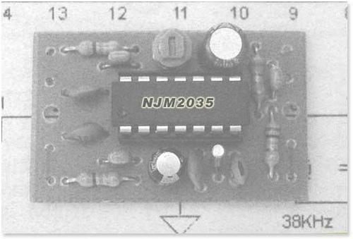 NJM2035 – HI-FI Stereo Encoder