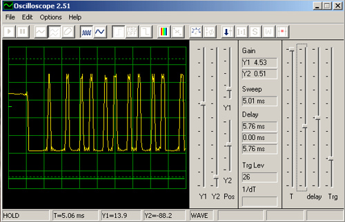 Wireless Radio Data Transfer with TX433 and RX433