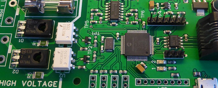 Soldering Robot – Temperature Controller