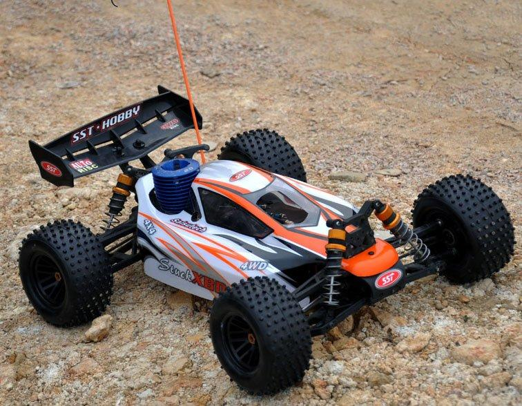 How to build a Remote Control ( RC ) car at home